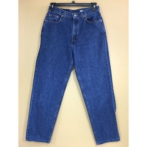 Levi's Jeans - Vintage Women's Levi 560 Medium Wash Jeans